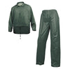 Delta Plus EN400 Waterproof Rainsuit Green