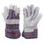 Silverline Chrome Leather Expert Rigger Gloves