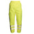Silverline Yellow Polyester with PU Coating Hi-Vis Over Trousers Class 1