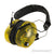 Silverline Electronic Ear Defenders SNR 30dB