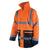 Silverline 2-Way Zip Hi-Vis 2-Tone Jacket Class 3