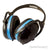 Silverline Folding Compact Ear Defenders SNR 30dB