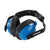Silverline Lightweight Compact Ear Defenders SNR 22dB