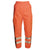 Silverline Orange Hi-Vis Over Trousers Class 1