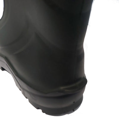 Blackrock Green PU Lightweight Non-Safety Thermal Wellingtons