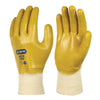 Skytec NEON XTRA Yellow Fully Dipped Nitrile Work Gloves