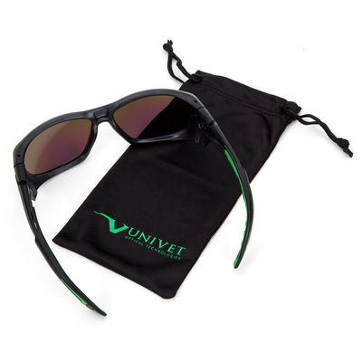 Univet 5X9 Safety Glasses Extreme Sports