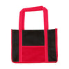 Bags by Jassz 'Hibiscus' Leisure Bag Long Handle Red / Black