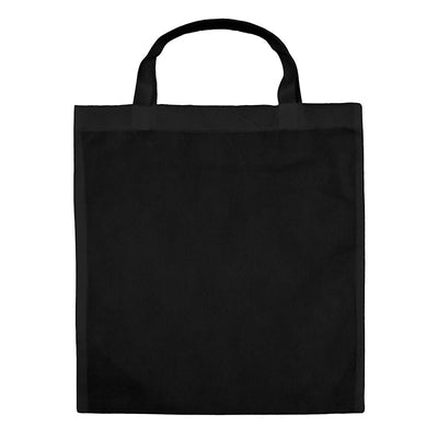 Bags by Jassz 'Holly' Basic Short Handle Shopper Black