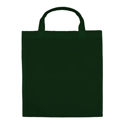 Bags by Jassz 'Holly' Basic Short Handle Shopper Bottle Green