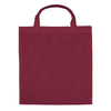 Bags by Jassz 'Holly' Basic Short Handle Shopper Claret