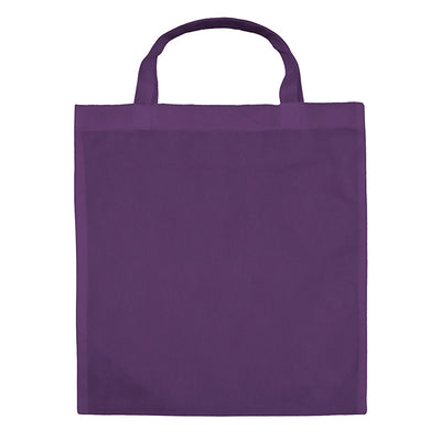 Bags by Jassz 'Holly' Basic Short Handle Shopper Lilac