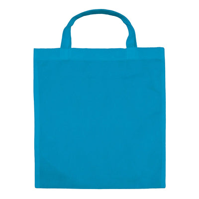 Bags by Jassz 'Holly' Basic Short Handle Shopper Mid Blue