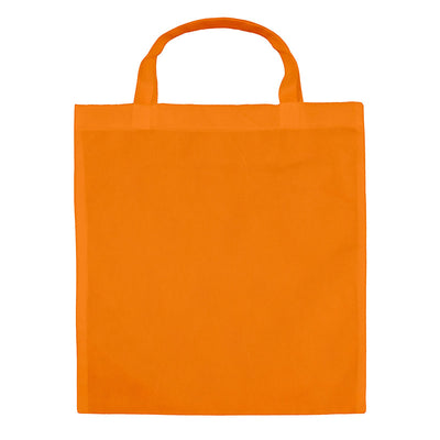 Bags by Jassz 'Holly' Basic Short Handle Shopper Tangerine
