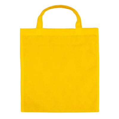 Bags by Jassz 'Holly' Basic Short Handle Shopper Yellow
