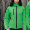 Result Core R230F Women's TX Performance Hooded Softshell Jacket