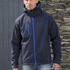 Result Core R230M Mens TX Performance Hooded Softshell Jacket