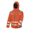 Result Safe-Guard Dynamic Softshell Coat Fluorescent Orange