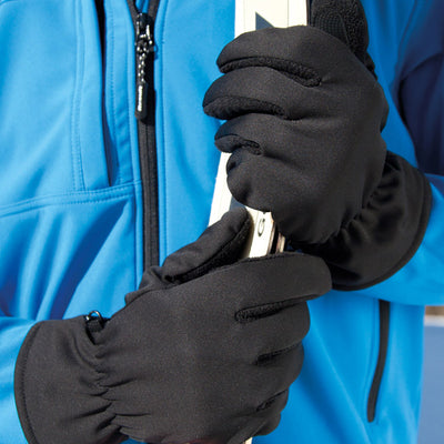 Result Winter Essentials R364X Softshell Thermal Gloves