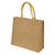Shugon Chennai Short Handled Jute Shopper Bag