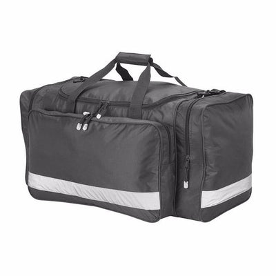 Shugon Glasgow Jumbo Kit Holdall Black