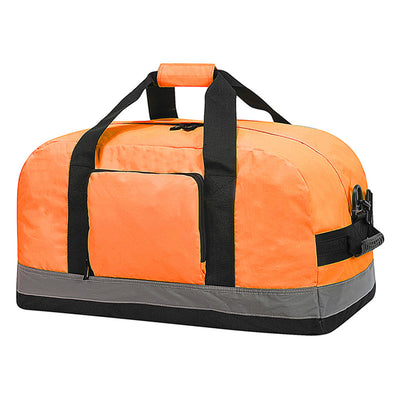 Shugon Seattle Workwear Holdall Hi-Vis Orange