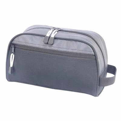 Shugon Bilbao Toiletry Bag Black / Dark Grey