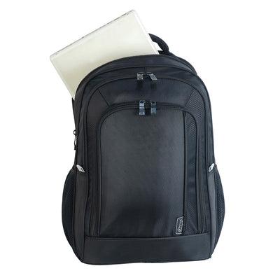 Shugon Frankfurt Smart Laptop Backpack Black