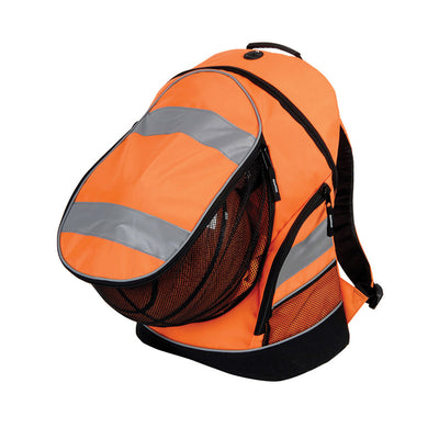 Shugon Hi-Vis Rucksack Hi-Vis Orange