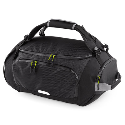 Quadra QX550 SLX 30 Litre Stowaway Carry-On Black