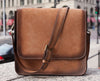 1846 Messenger Bag Bag (Burnt Timber Leather) - The Speakeasy Leather Co
