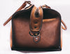 1920 Overnight Duffel Bag (Rio Latigo Leather) - The Speakeasy Leather Co