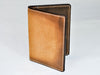 Passport Holder/Tasting Journal - The Juneau (Burnt Timber Leather) - The Speakeasy Leather Co