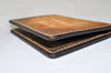 Field Notes Journal - The Vieau (Burnt Timber Leather) - The Speakeasy Leather Co