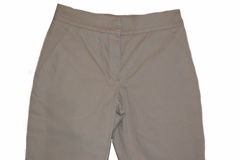 Authentic Louis Vuitton Beige Cotton Womens Pants Size 34