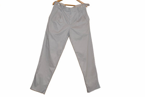 Authentic Louis Vuitton Grey Men's Pants Size 50
