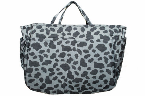 New Gray & Black Leopard Print Small Organizer