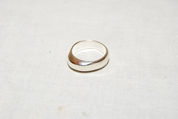 Authentic Tiffany & Co. Sterling Silver Bold Ring Size 4