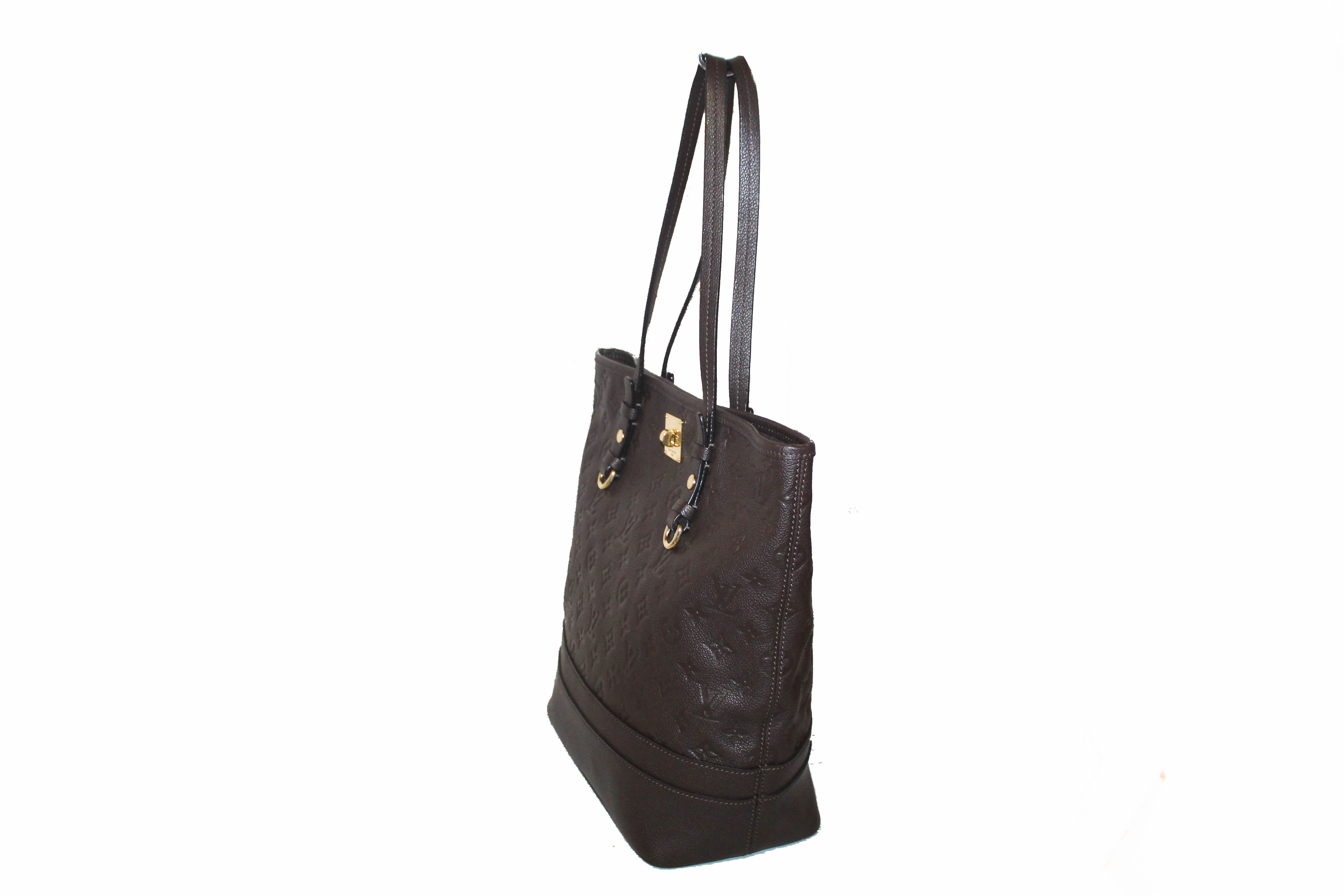 Authentic Louis Vuitton Ombre Empreinte Citadine PM Shoulder Tote