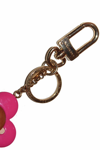Authentic Louis Vuitton Vivienne Bag Charm & Key Holder