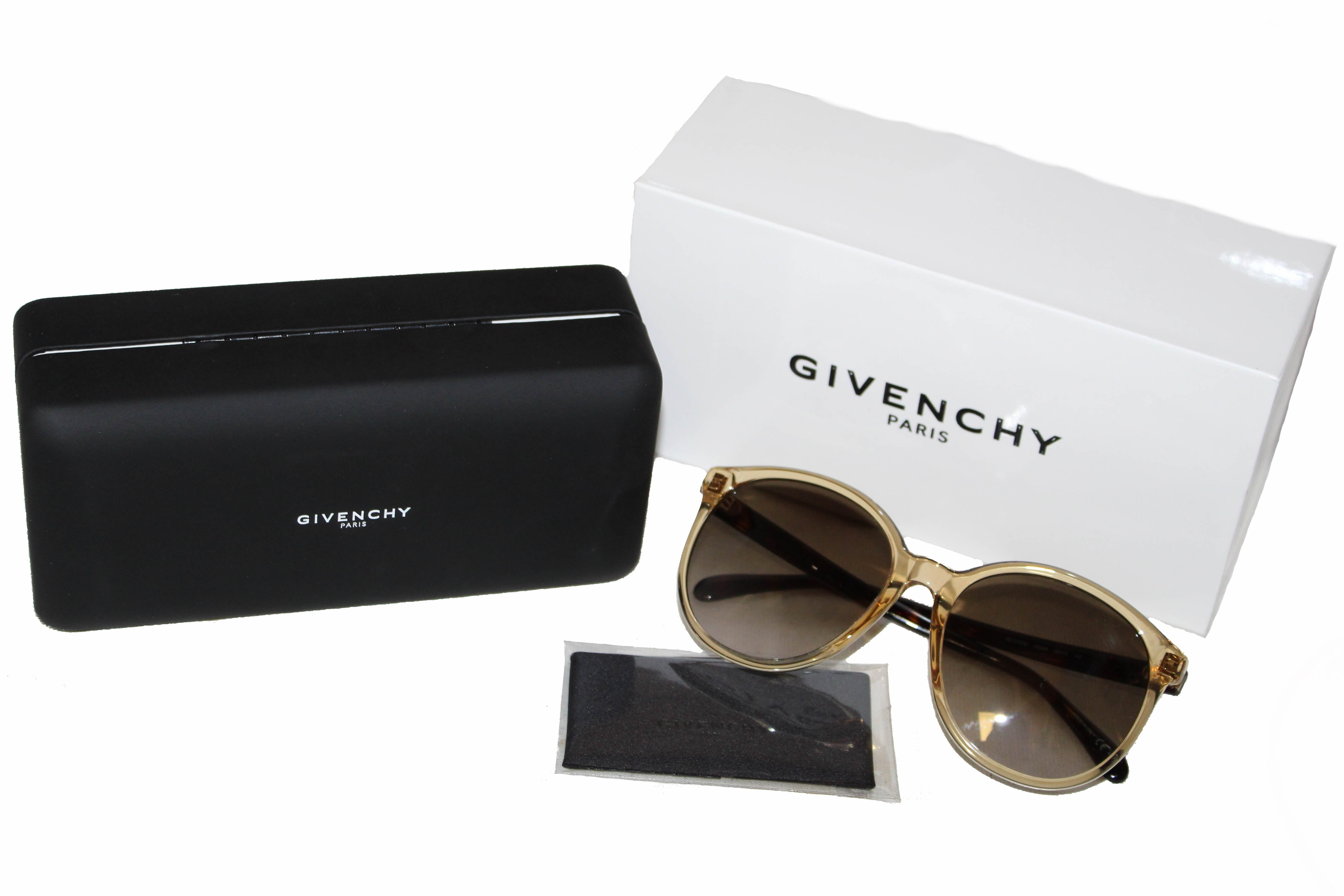 Authentic New Givenchy GV 7107/S Oval Shape Sunglasses