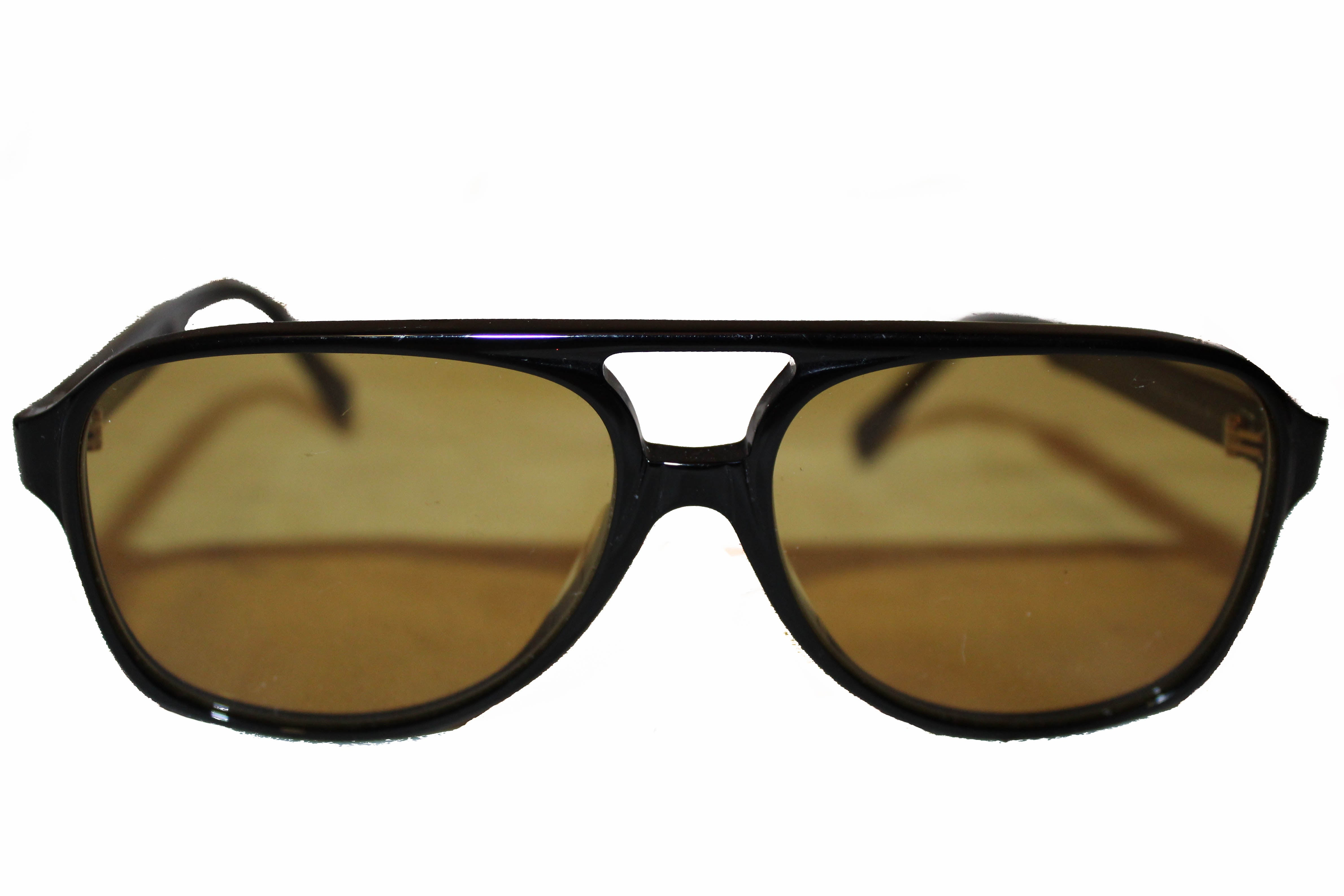 Authentic New Celine CL40032U Black/Yellow Lens Sunglasses