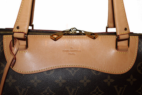 Authentic Louis Vuitton Classic Monogram Estrela NM Tote Shoulder Bag