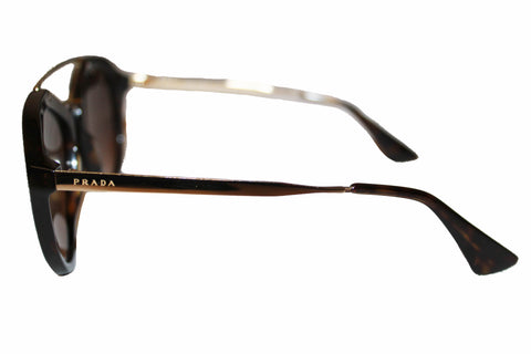 Authentic Prada Brown Tortoise Shell Sunglasses SPR12Q