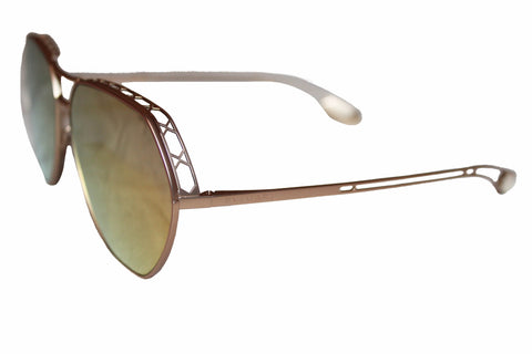Authentic New BVLGARI Serpenti Aviator Sunglasses 6098