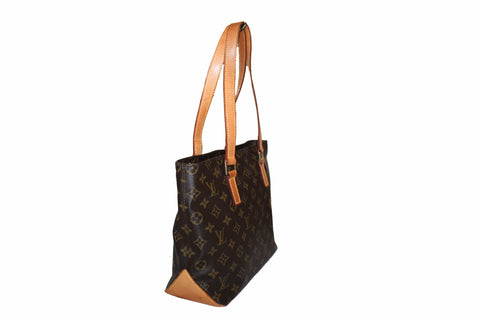 Authentic Louis Vuitton Classic Monogram Piano Shoulder Bag