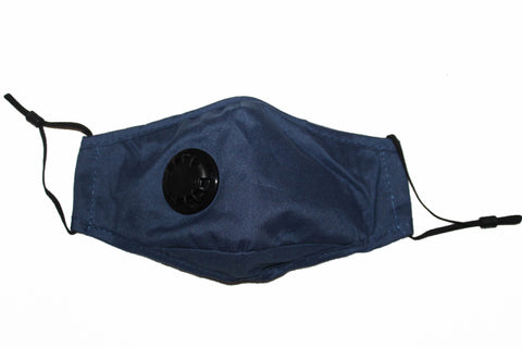 Non Medical Blue Lightweight & Comfortable Wear Face Mask/Covering