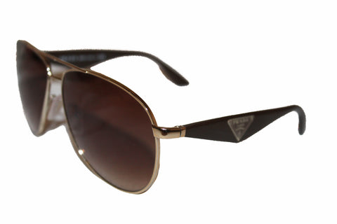 Authentic Prada Brown Sunglasses