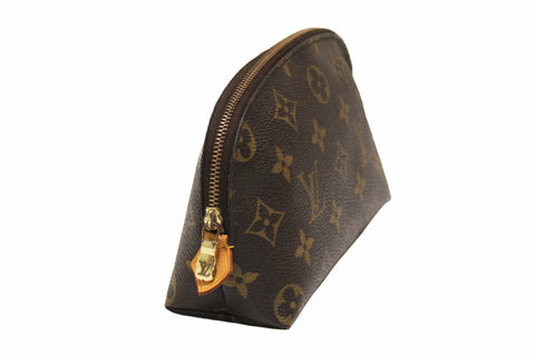 Authentic Louis Vuitton Monogram Cosmetic Pouch