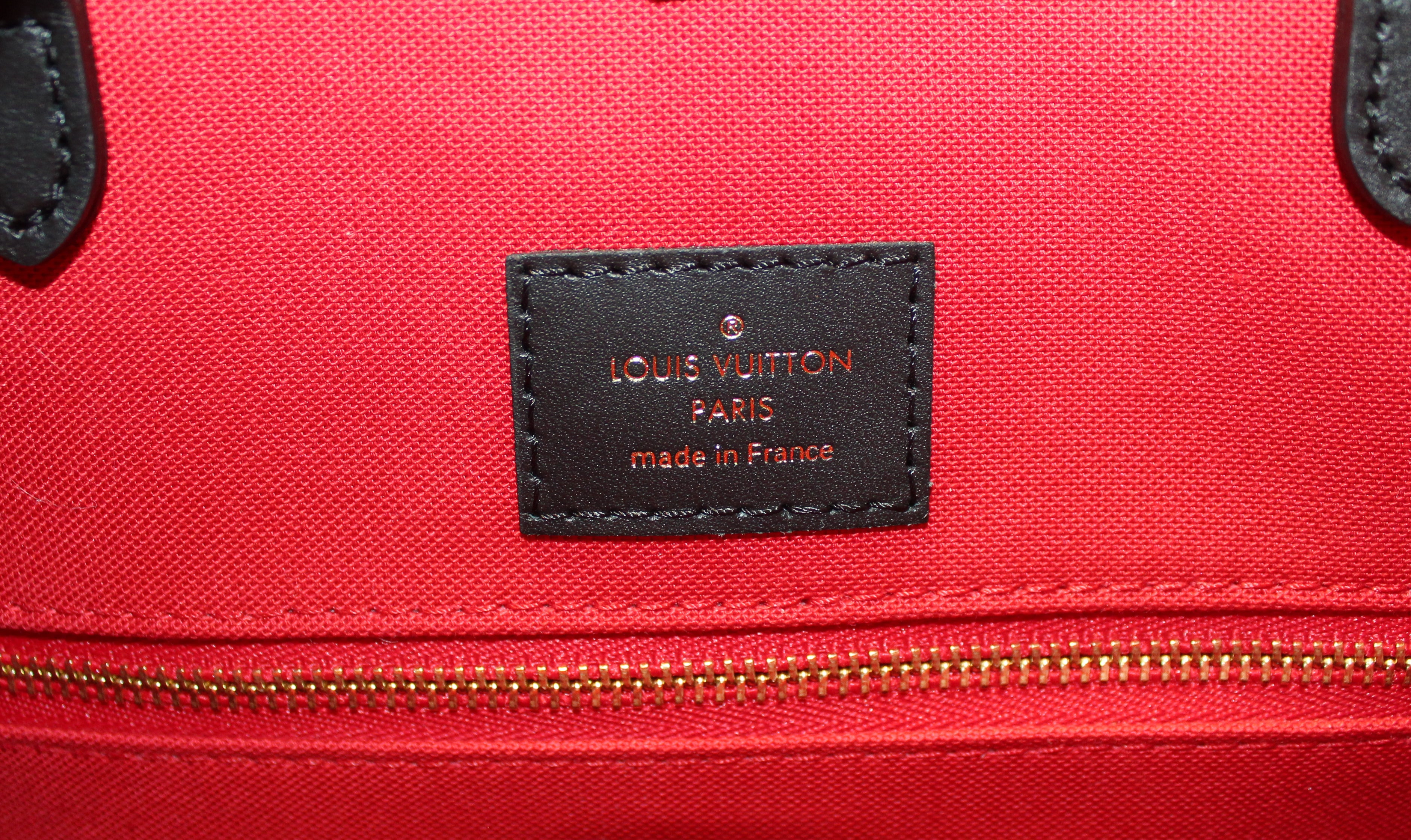 Authentic Louis Vuitton OnTheGo MM Monogram Tote bag